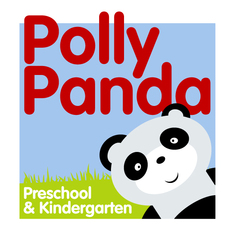 Polly Panda Preschool Logo