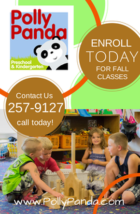 Polly Panda Enrollment Packet